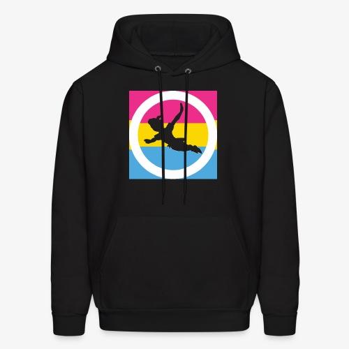 Pansexual Pride Shirt - Men's Hoodie