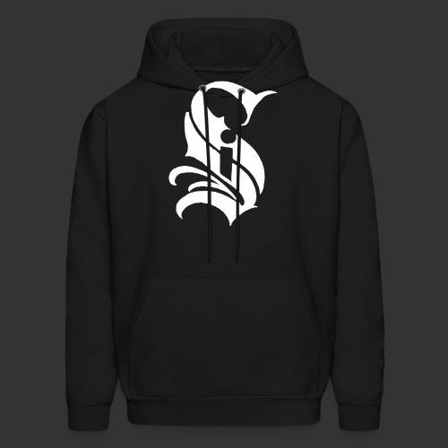 si logo edited 2 png - Men's Hoodie