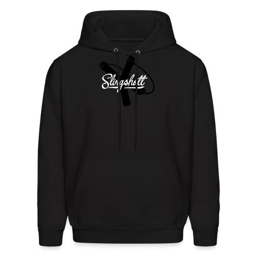 Exclusive Slingshott Logo - Men's Hoodie
