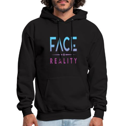 Face Reality - Men's Hoodie