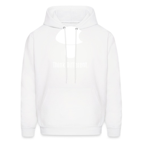 Think Different. - Men's Hoodie