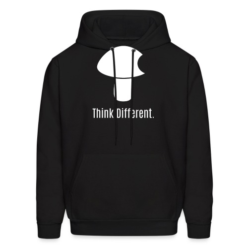 Think Different. - Men's Hoodie