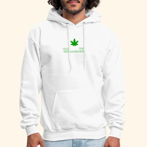 The Ten Commandments of cannabis - Men's Hoodie