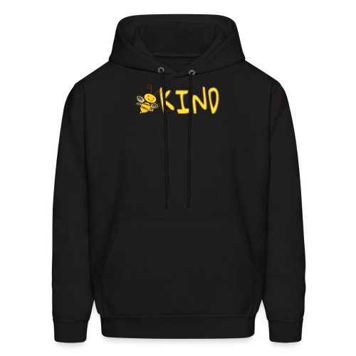 Be Kind - Adorable bumble bee kind design - Men's Hoodie