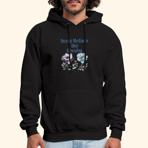 Happy Mothers day Grandma - Men's Hoodie