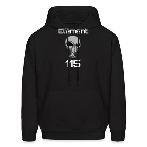 Element 115 Moscovium Alien Fuel - Men's Hoodie
