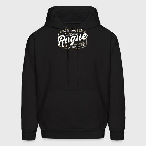 Rogue Class Fantasy RPG Gaming - Men's Hoodie