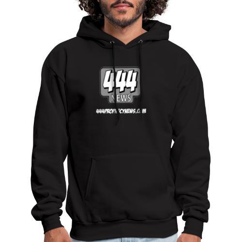 444 Prophecy News - Men's Hoodie