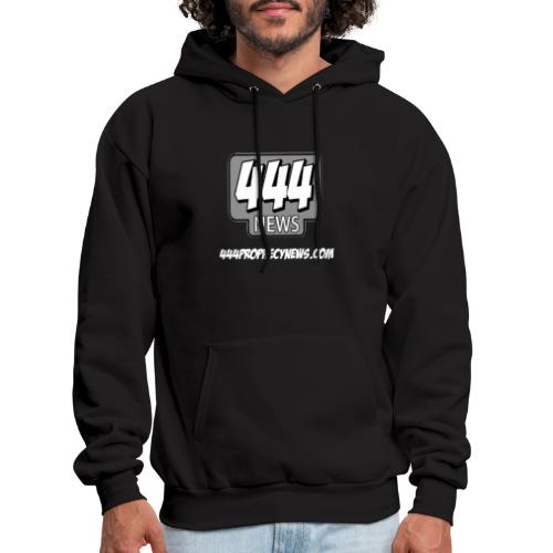 444 Prophecy News - Men's Hoodie