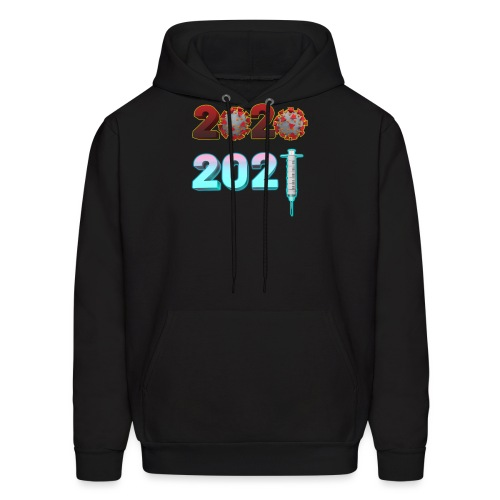 2021: A New Hope - Men's Hoodie