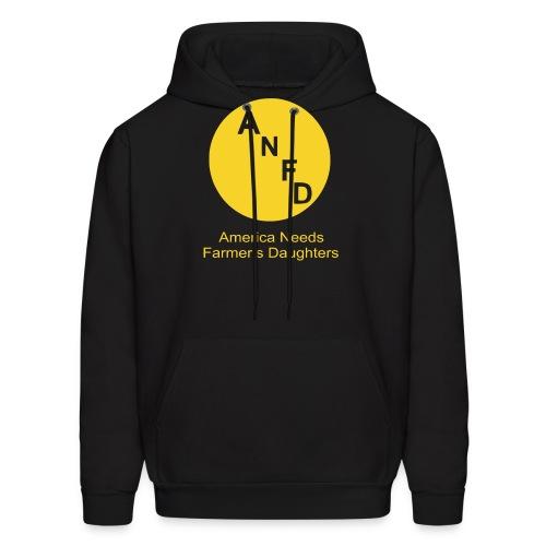 anfd png2 - Men's Hoodie