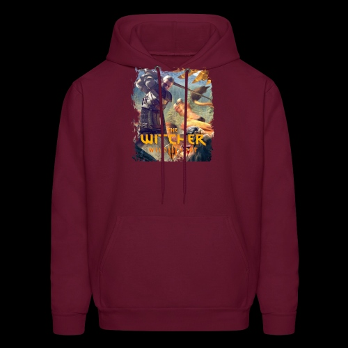 The Witcher 3 - Griffin - Men's Hoodie