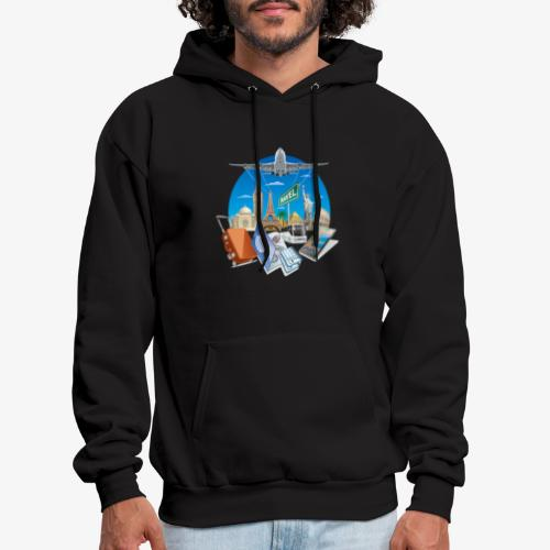Holiday t-shirt - Men's Hoodie