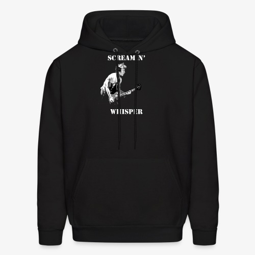 Screamin' Whisper Filth Design - Men's Hoodie
