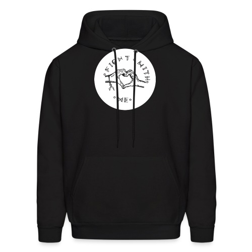 Fight with me - Men's Hoodie