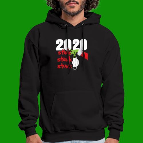 2020 Stink Stank Stunk Christmas - Men's Hoodie