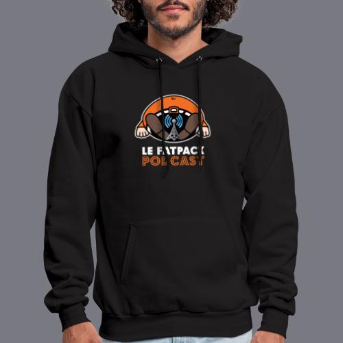 TB (1 logo) - Molleton à capuche pour hommes
