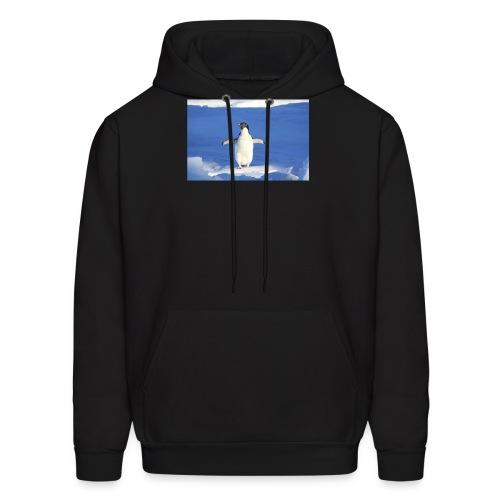 Mr. Penguin - Men's Hoodie