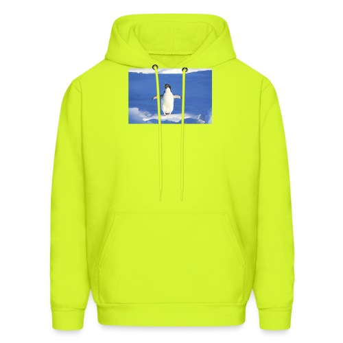 Mr. Penguin - Men's Hoodie