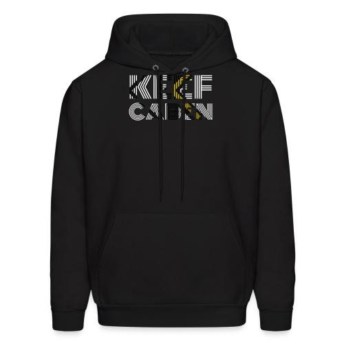 Keef Caben Remix EP Design WHT - Men's Hoodie