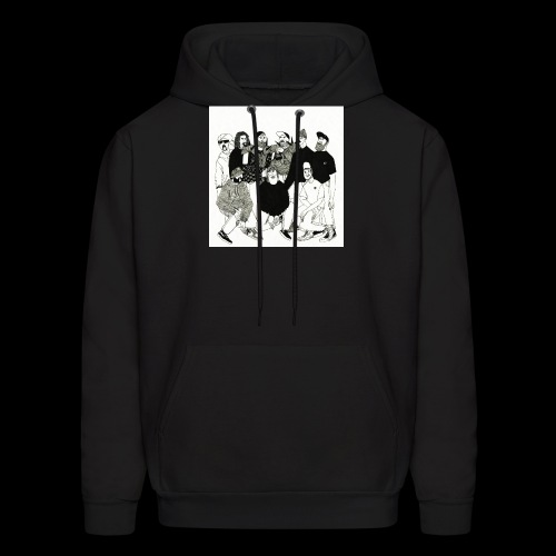 The DBD Show EP Cover Art - Men's Hoodie