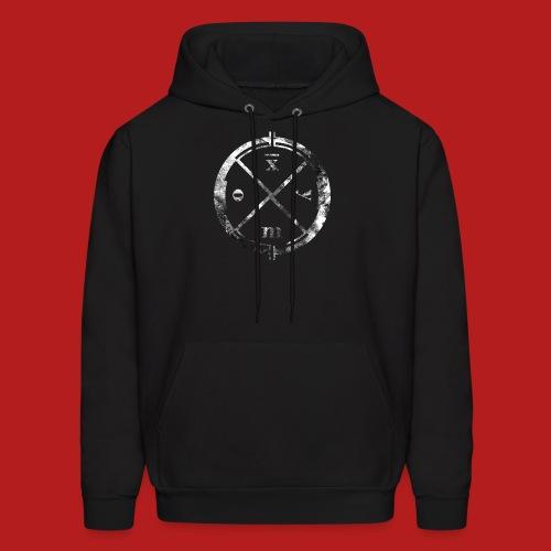 Logo Clan Of Xymox - Men's Hoodie