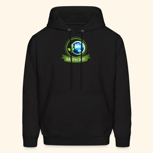 Happy Earth day - 3 - Men's Hoodie
