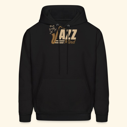 02 JAZZ MIND - Men's Hoodie