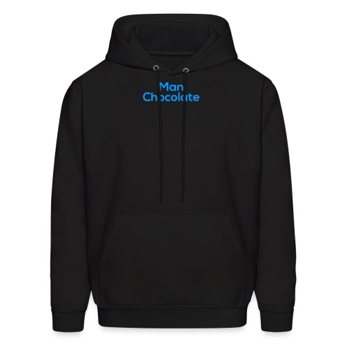 Man Chocolate - Men's Hoodie