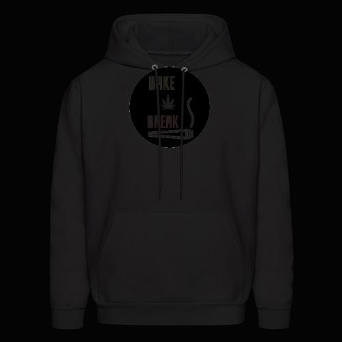 Bake Break Logo Cutout - Men's Hoodie