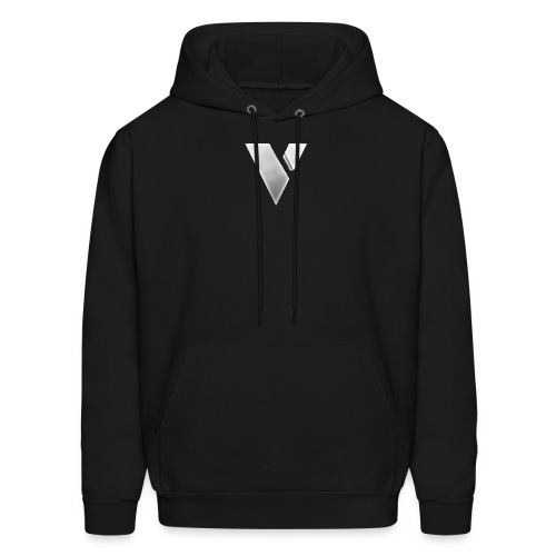 virtual merch logo - Men's Hoodie