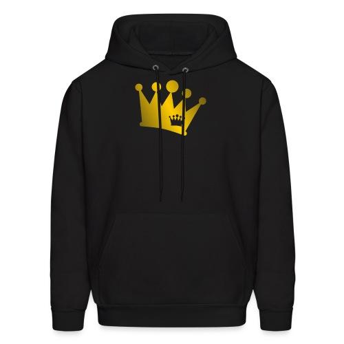 Double Crown gold - Men's Hoodie