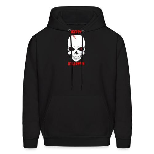 Halloween Skull - Men's Hoodie