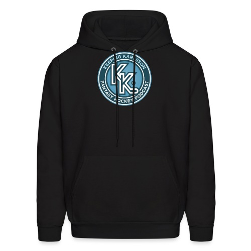 Keeping Karlsson Circle Logo - Men's Hoodie