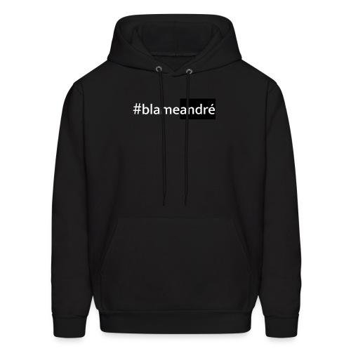 #blameandré Dark - Men's Hoodie