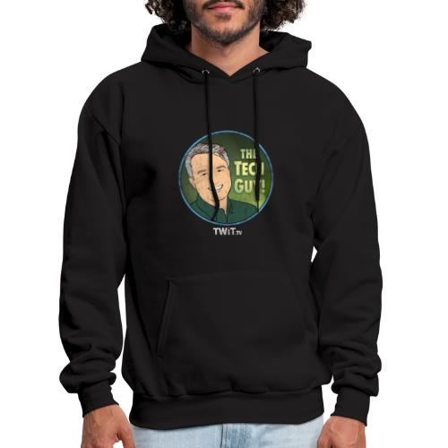 The Tech Guy Album Art Distressed - Men's Hoodie