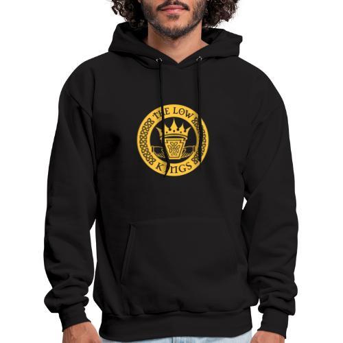Gold logo - Men's Hoodie