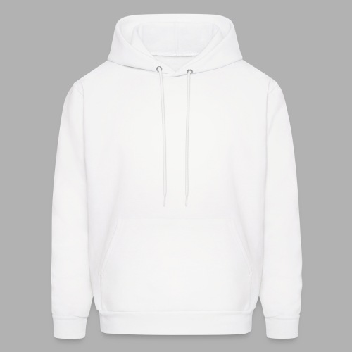 All Saints Logo White - Men's Hoodie