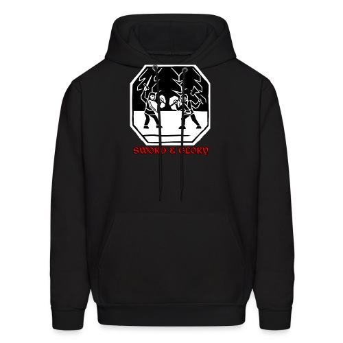 To the Death - Men's Hoodie