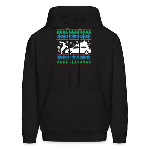 MK6 GTI Ugly Christmas Sweater - Men's Hoodie