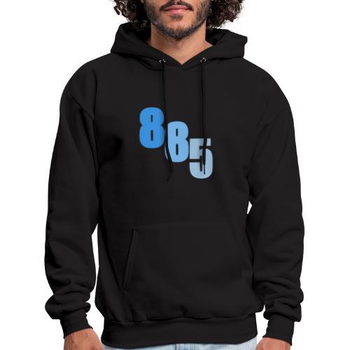 885 Blue - Men's Hoodie