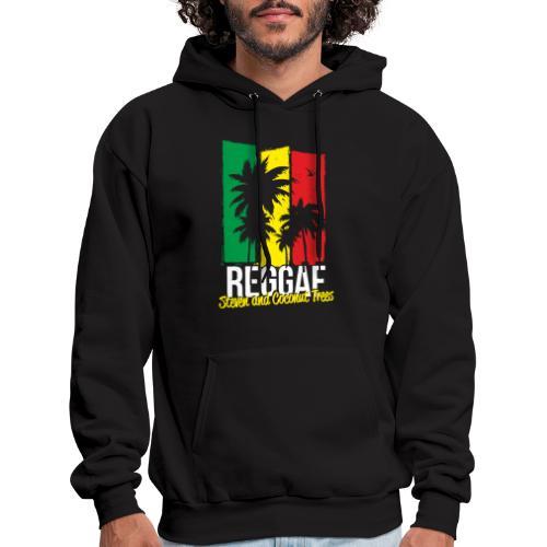reggae - Men's Hoodie