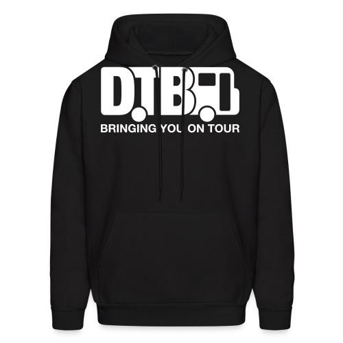 Digital Tour Bus - Men's Hoodie