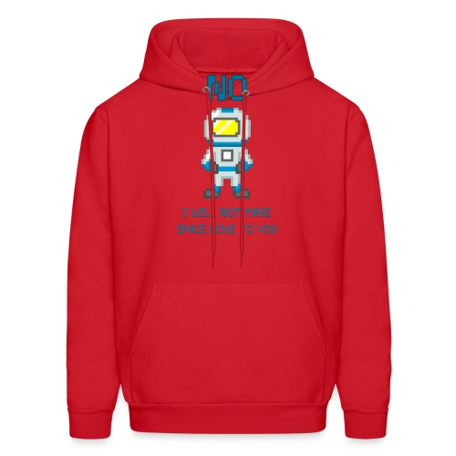 Space Love - Men's Hoodie