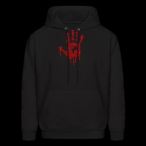 The Haunted Hand Of Zombies - Men's Hoodie