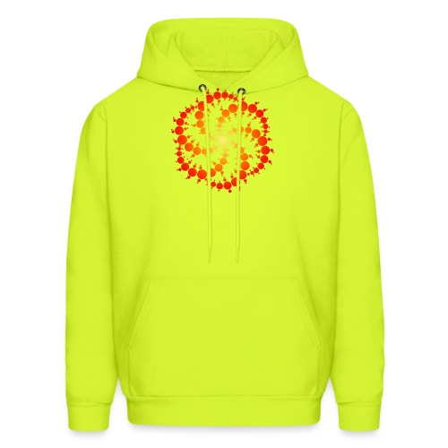 Crop circle - Men's Hoodie