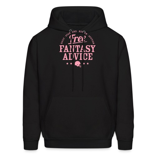Free Fantasy Football Advice - Men's Hoodie