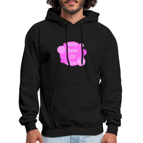 Daily Dose Of Cats - Men's Hoodie
