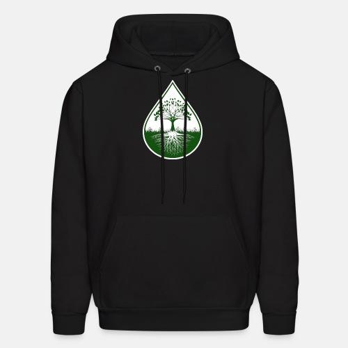 tshirtbig logo green2 png - Men's Hoodie