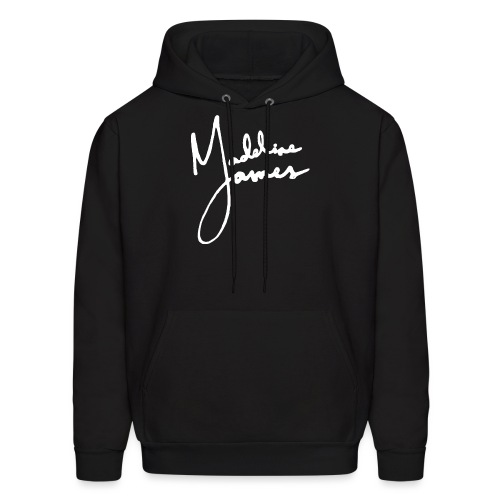 Madeline James (Dark/Light) - Men's Hoodie